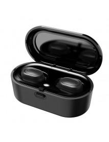 Air2 TWS bluetooth V5.0 Headset Wireless In-ear Earphone Binaural Stereo HIFI Sports Waterproof for Mobile Phones