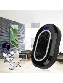 Loskii BS-710 Ultrasonic Pest Repeller Electronic Pests Control Repel Mouse Bugs Mosquitoes Killer