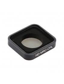 HD MRC CPL Filter Waterproof Lens Housing Case for GoPro HERO 5/ HERO 6 Action Camera