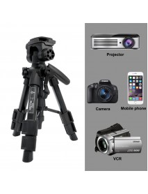 Mactrem Munchkin MT21 21-inches Table Top Desktop Mini Tripod with Panoramic Quick Release Plate for