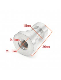 3/8 Inch Female to Flash Light StandAdapter Screw
