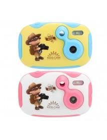 Amkov DF 1.44 Inch HD Screen Mini Kids Children Digital Video Camera