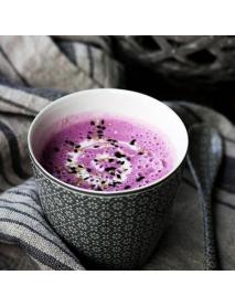 100PCS Graffiti Dark Purple Cauliflower Seeds Vegetable Seeds Yellow/Purple Bonsai Edible