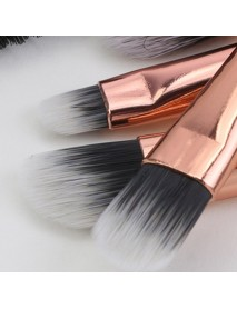 5pcs Makeup Brushes Set Eye Shadow Blending Eyeliner Eyelash Eyebrow Lip Make up Brushes Professional Cosmetic Brushes Set