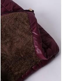 Casual Women Pure Color Thick Vest Coats
