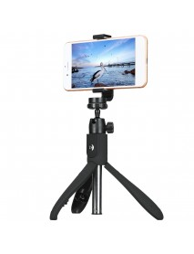 Bakeey Extendable Selfie Stick Tripod Bluetooth Wireless Remote Shutter For Mobile Phone