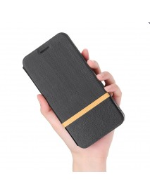 Bakeey Flip Cloth Pattern+PU Leather Full Protective Case For Xiaomi Redmi 5