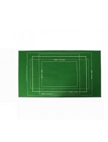 1000/1500 Pieces Puzzle Storage Blankets Kids Adult Landscape Painting Puzzle Mat Jigsaw Roll Mat