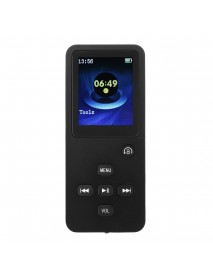 1.8 Inch 8GB Bluetooth Lossless MP3 with Earphone FM Radio Recorder WAV MP3 FLAC WMA