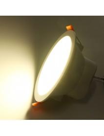 2PCS 18W 3000K LED Downlight Kit Spotlight Lamp for Home Hotel Decorations Atmostphere Light