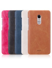 MOFI PU Leather Soft Back Case For Xiaomi Redmi Note 4X/Xiaomi Redmi Note 4 Global Edition