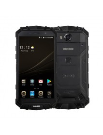 DOOGEE S60 Lite 5.2 Inch IP68 NFC Wireless Charging 5580mAh 4GB RAM 32GB ROM MT6750T 4G Smartphone