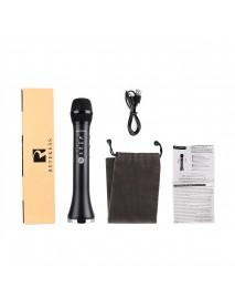 RETEKESS TR617B bluetooth Wireless DSP Microphone for Live Broadcast Built-in Speaker Music Player Mic for Karaoke KTV Mobile Phone