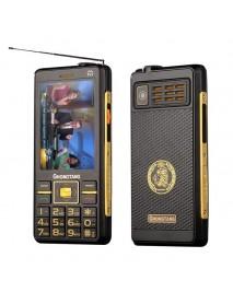 DBEIF A 5800mAh Antenna Analog TV 3.0 Inch Touch Screen Vibration FM Dual Sim Feature Phone