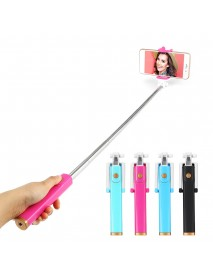 Bakeey Extendable Selfie Stick Bluetooth Wireless Remote Shutter For Mobile Phone