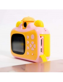 HD Mini Children Digital Camera Rotatable Camera 1080P Video Camcorder Support Photo Sticker Photo Printing