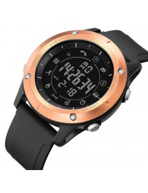 READ R5011 BT4.0 Stepcount Message Call Reminder Alarm Clock Remote Camera Smart Digital Watch