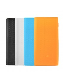 Silicone Protective Back Cover Case For Xiaomi Power Bank 2 20000mAh