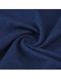 4 Pieces Mens Modal Mid Rise U Convex Comfortable Briefs Underwear