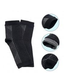 1 Pair Foot Sleeve Compression Sock Sore Wear Foot Relieves Plantar Fasciitis