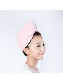 SIM FUN Dry Hair Cap Home Bathroom Super Absorbent Quick-drying Polyester Hair Dry Cap Salon Towel From Xiaomi Youpin