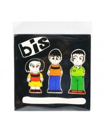 10 Inch Black Gel Recording Protective Sleeve Self-adhesive Bag Protective Bag CD Storage Bag