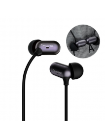 1MORE C1002 Capsule Hybrid Drivers Magnetic Adsorption Wired Control Headphone Earphone With Mic