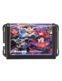16bit Justice League Task Force Cartridge for Sega Game Console