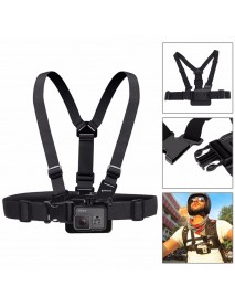 PULUZ PKT16 53 in 1 Accessories Combo Kit Stand Mount Bag Screw for Action Sportscamera