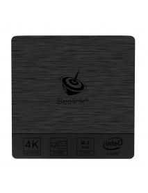 Beelink BT3 PRO Z8350 4GB RAM 64GB ROM 1000M LAN 5G WIFI TV Box
