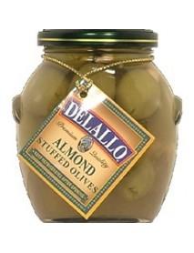 De Lallo Olives, Almond Stuffed (6x7Oz)