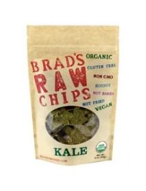 Brad's Raw Chips, Kale (12x3Oz)