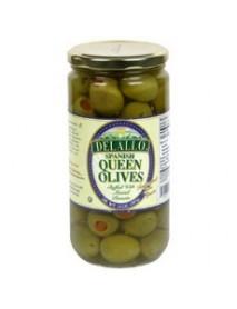 De Lallo Stuffed Queen Olives (6x14Oz)