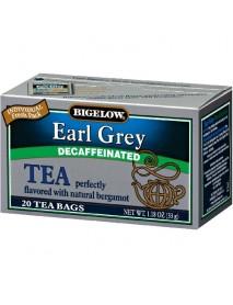 Bigelow Decaffeinated Earl Grey Tea (6x20 Bag )