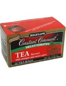 Bigelow Decaffeinated Constant Comment Tea (6x20 Bag )