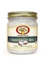 Aunt Patty's Organic Extra Virgin Coconut Oil (6x6/12 Oz)