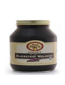 Aunt Patty's Unsulphured Blackstrap Molasses (12x12/12 Oz)