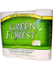 Green Forest Paper Towel Size Your Own (10x3 Pack)