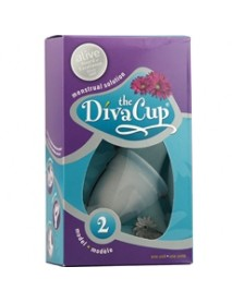 Diva Cup #2 Post Childbirth (1x1EA )