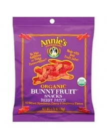 Annie's Organic Berry Patch Fruit Snack (9x2.75Oz)