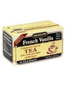 Bigelow French Vanilla Tea (6x20 Bag )