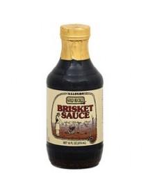 Allegro Gold Buckle Brisket Sauce (6x16Oz)