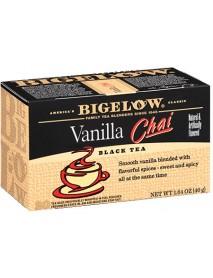 Bigelow Special Blend Vanilla Chai Tea (6x20 Bag )