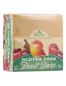 Betty Lou's Apple Cinnamon Fruit Bars (12x2 Oz)