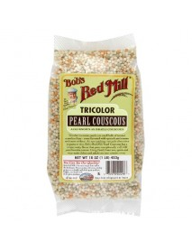 Bob's Red Mill Tri Color Pearl Couscous (4x16 Oz)