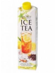 Favorit Ice Tea with Lemon Juice (6x33.8 Oz)