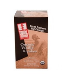 Equal Exchange Herbal Vanilla Rooibos Tea (6x20 Bag)