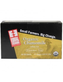 Equal Exchange Herbal Chamomile Tea (6x20 Bag)
