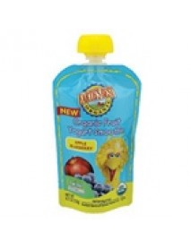 Earth's Best Baby Foods Apple Blueberry Juice (2x6x4.2 Oz)
