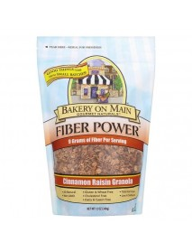 Bakery On Main Cinnamon Raisin Fiber Granola (6x12 Oz)